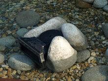 Hladinový sběrač - skimmer